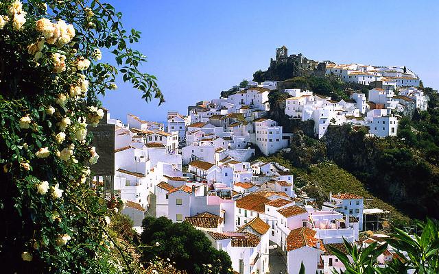 Pueblos Blancos Malaga