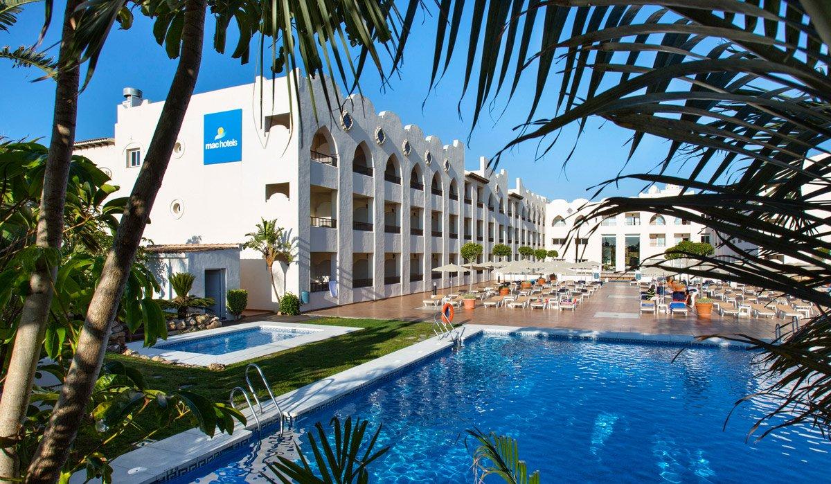 Tips para upgrade en el Hotel Puerto Marina
